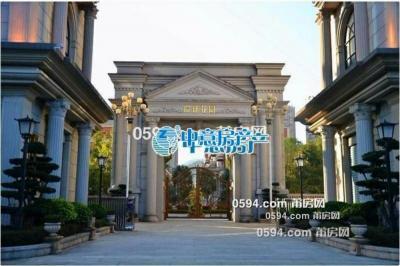 环球花园独立别墅 有天有地 免过户费使用面积1000平米-莆田二手房