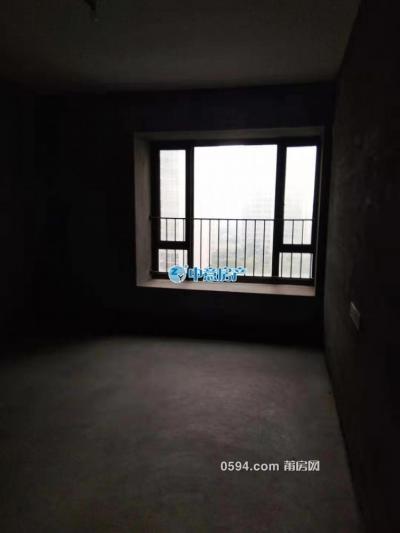 城北富人區雅頌居 中層南北東三面光 戶型一級棒含車位-莆田二手房