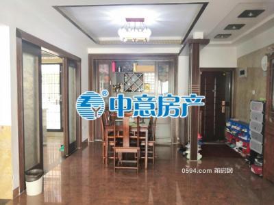 華東城市廣場 3房2廳2衛豪華裝修 3面采光 證件齊全滿2年-莆田二手房