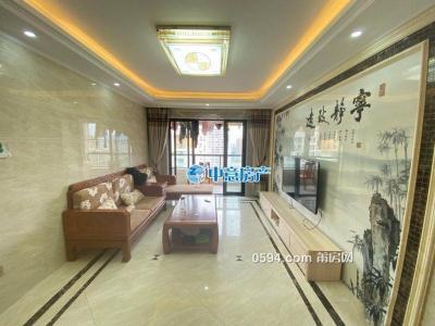 国企品质 城东保利香槟国际精装 高层 96.7平 仅售 169万-莆田二手房
