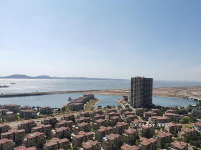 湄洲岛旁碧桂园浪琴湾高层一线海景房仅售38万(两房)-莆田二手房