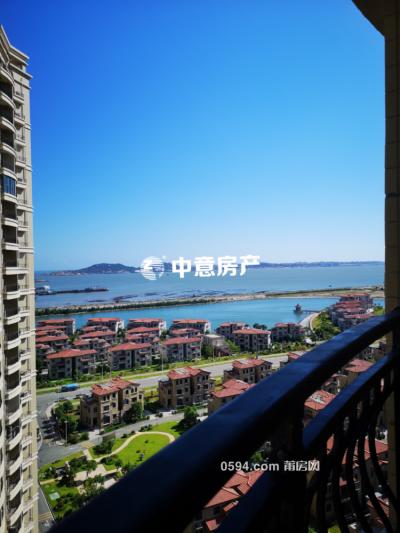 湄洲岛对面碧桂园浪琴湾海景房1房1厅1厨1卫总价只要25万-莆田二手房
