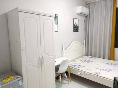 万达霞林安置房单身公寓交通便利,家电齐全欧式风随时看-莆田租房