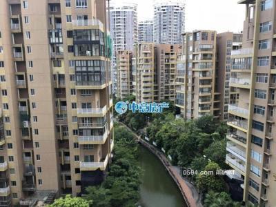 万辉国际城两房两厅南北通透采光充足户型好环境优美-莆田二手房