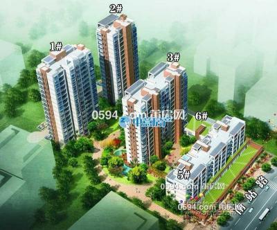 山水钟潭雅居  精装修 123平方3房 只要148万-莆田二手房