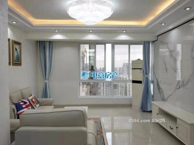 三和嘉园 精装3房 两证齐全满2年 电梯高层 只要13843元/平-莆田二手房