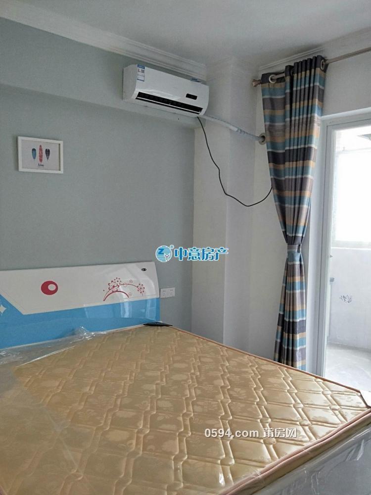 兴安名城北区 一室一厅 小面积 精装修 拎包入住 月租1650元-莆田租房