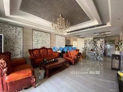 綬溪公园 万辉国际城 251平大平层 豪装4房 现在仅售15519一平-莆田二手房