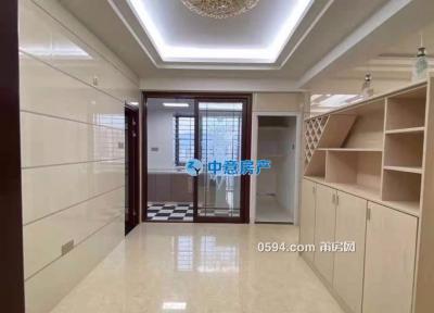 新一中对面 凤达滨河豪园 130平 精装3房 高层 可拎包入住-莆田二手房