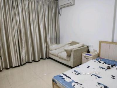 安福附近(金域华府)新安名成旁 性价比高 单身公寓 -万博博彩官网租房