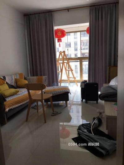 巨岸幸福城 2房2厅1卫 精装 中层 证满2年81m²单价才12351元-莆田二手房