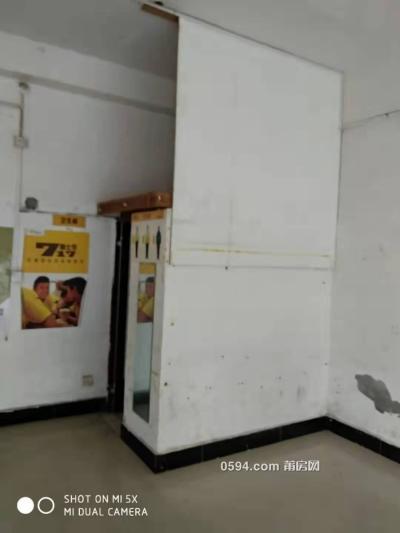 下黄安置房西区 一坎店面 出租面积30㎡-莆田租房