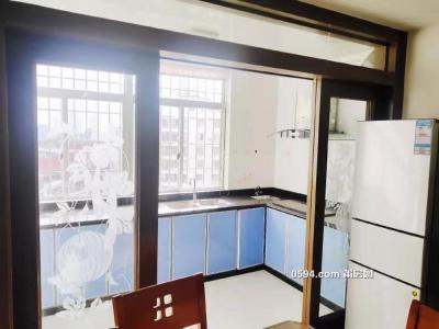 觀橋御景旁3房 樓層高采光很好 交通便利 月租3000-莆田租房