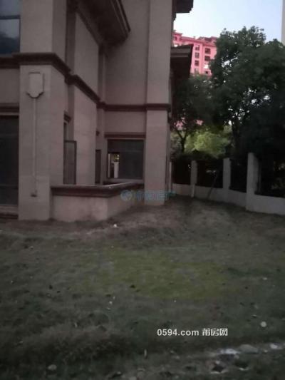 安特紫荆城双拼别墅 超大庭院 有底下室 送的面积多多-莆田二手房