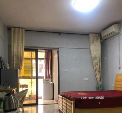 華僑新城 單身公寓明朗明亮保持完好-莆田二手房