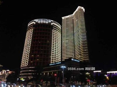 三迪國際公館38層高品質寫字樓318平米,隨時看房(免中介)-莆田租房