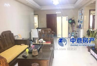 西天尾片区 安特紫荆城 123平 精装修3房 一平只要13500元-莆田二手房