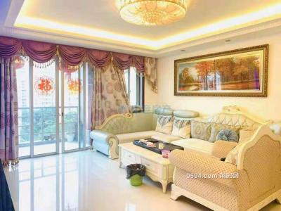 万辉国际城--中层采光好南北东--标准四房二厅精装16800元-莆田二手房