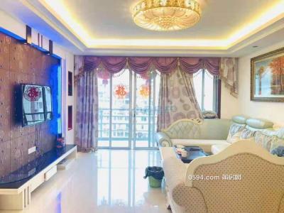 绶溪旁万辉国际城4房精装修 南北东面积175.5平只卖295万-莆田二手房