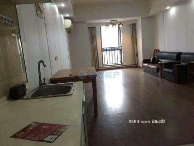 万达SOHO--高层采光好--温馨单身公寓仅售7375元-莆田二手房