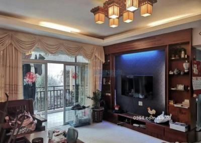 万博博彩官网学院旁学园豪庭三房精装修面积118平,仅售158万-万博博彩官网二手房