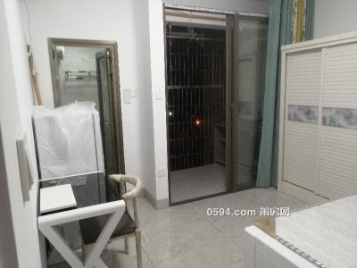 万达广场 幸福家园单身公寓欧式高端精装修带阳台独立卫-莆田租房