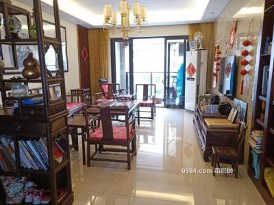 皇庭骏景,高楼层,3房2厅,南北通透户型,精致装修-莆田二手房