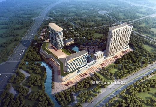 荣华大乐城丨城芯别墅