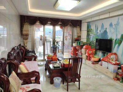 萬達旁三迪木蘭楓丹 精裝三房 中高層 單價 12960 元/㎡-莆田二手房