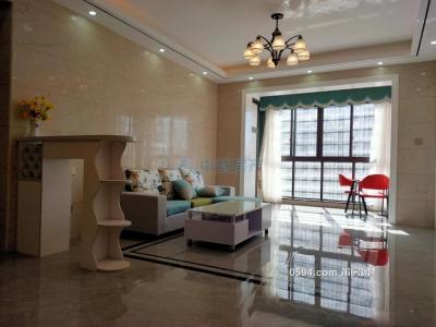 萬達附近 海峽廣場 高樓層 全新豪裝僅145萬 3房2衛-莆田二手房