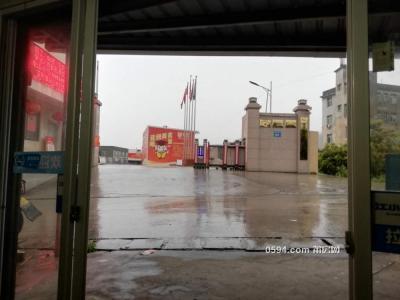 城廂區華亭亞明食品廠大門對面店面招租-莆田租房