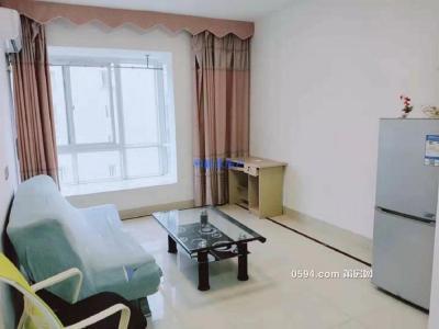 步行街旁 阳光100  建德天城南区精装一房一厅 -莆田租房