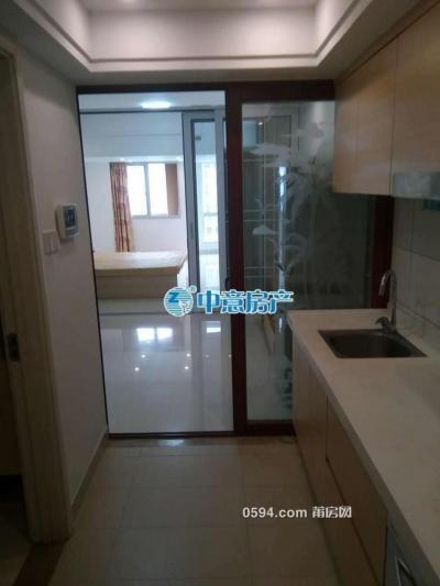 万辉国际城小区 54.5平米 单身公寓 办公居住两相宜 精装修-莆田租房