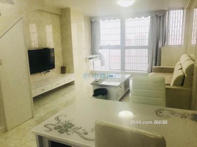 正荣财富两室两厅两卫商住精装租金2600/月-莆田租房