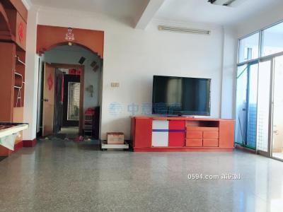 南门西路 纪念牌附近 158.69平 框架 中装3房 单价8600元 含柴间-莆田二手房