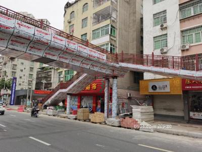 東圳西路新建人行天橋下(萬興隆超市旁)店鋪招租-莆田租房