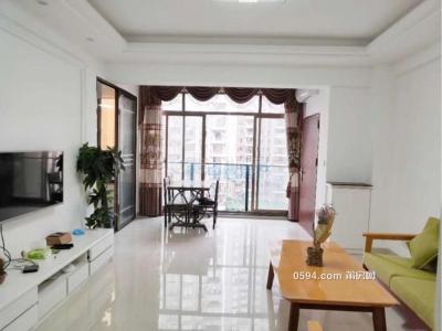 祥荣荔树湾  精致小3房2厅1卫  86.37m²精装 中层 性价比高-莆田二手房