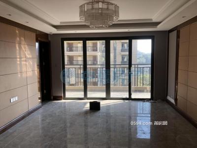 恒大御景半岛 精装三房 黄金楼层三面采光证满两年可租可售-莆田租房