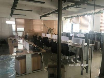 新日财富350平,超大客厅 可容纳数十人办公-莆田租房