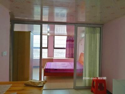 涵江沃爾瑪 單身公寓 家具家電齊全免交物業費和網絡費-莆田租房
