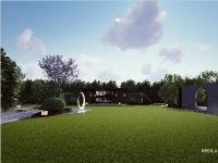 阳光草坪:揽星坪