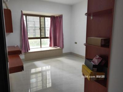 新一中对面凤达滨河豪园精装三房,仅租3500/月,看房随时-莆田租房