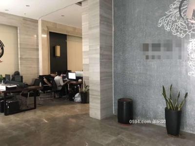 城厢莆商中心精装修5A级纯写字间315平米带空间调低价出租-莆田租房
