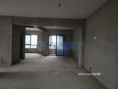 正荣财富 三室两厅 南北通透高层有电梯毛坯-莆田二手房