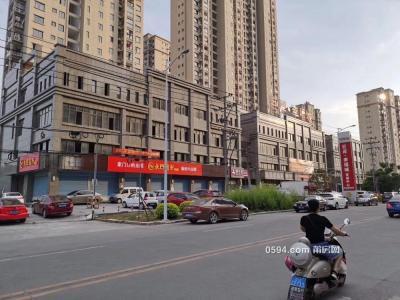 西天尾巨岸幸福城(永辉超市旁及楼上)店面及办公楼出租-莆田租房