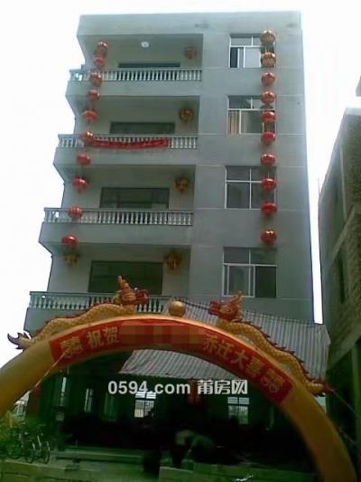 自家临街一栋5层楼房现诚心出租,可做仓库或者厂房-莆田租房