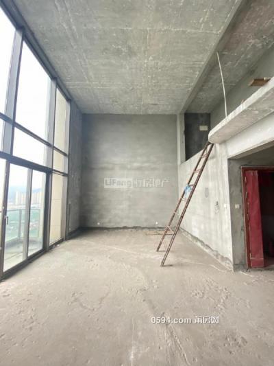 头排三层楼中楼 3个露台 空中别墅 绶溪全景 欢迎-莆田二手房