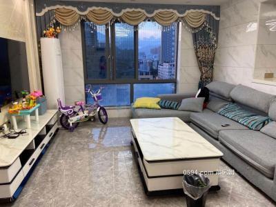 中特阳光棕榈城,南北东户型,大平层精装修,铂金楼层-莆田二手房