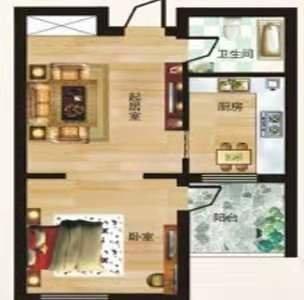 涵江塘北安置房 單身公寓 精裝修 可直接拎包入住-莆田租房