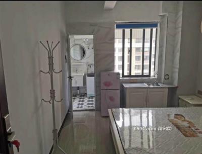 万达幸福家园精装单身公寓1200元-莆田租房